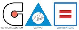 Logo des Gehörlosenzentrum Zwickau e.V.